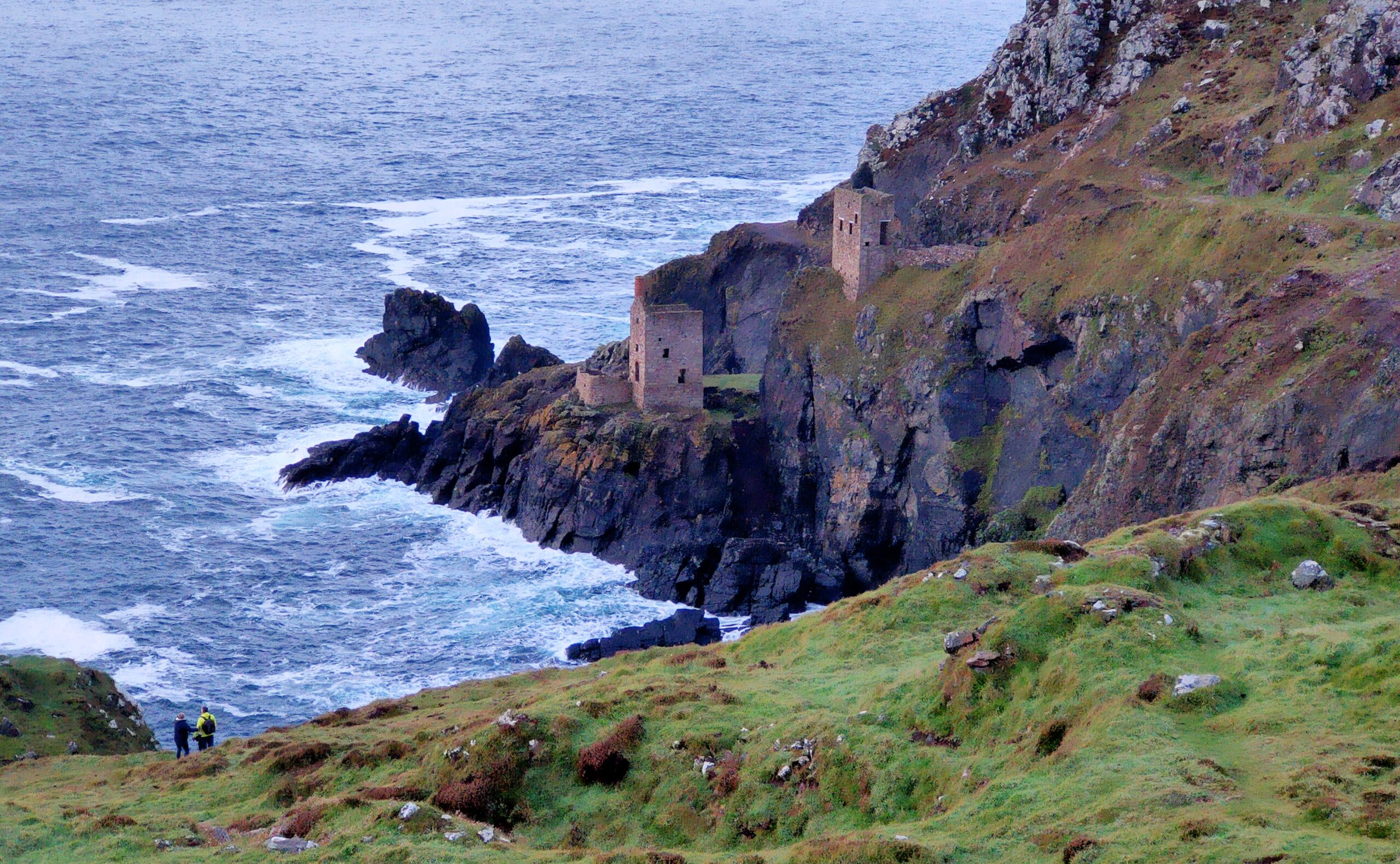 Botallack Crowns Mine