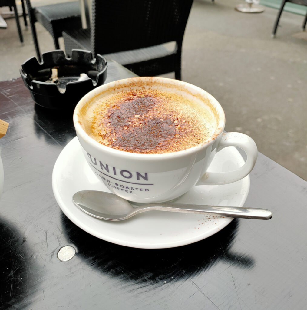 best coffee in manchester