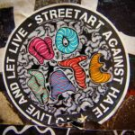 streetart against hate