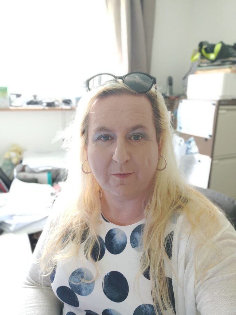 my transition journey, mikki tiamo